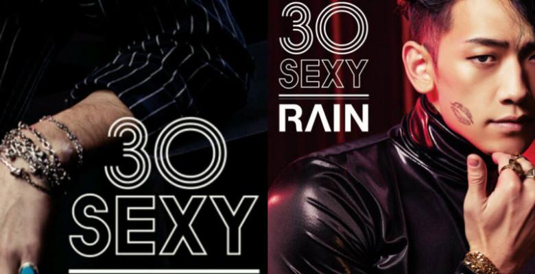 30 Sexy Rain