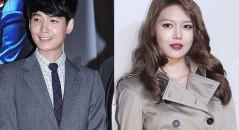 Sooyoung, Jung Kyung Ho