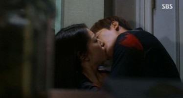 Lee Min Ho Kiss