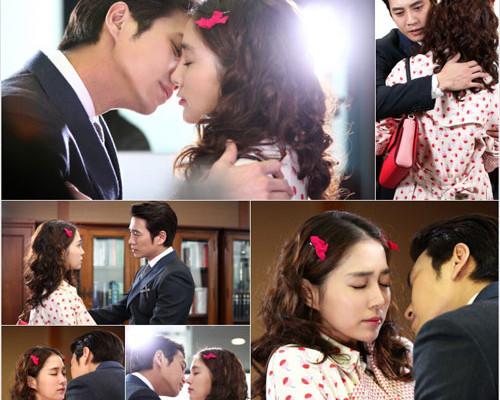 Joo Sang Wook, Lee Min Jung