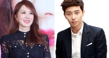 Um Jung Hwa, Park Seo Joon